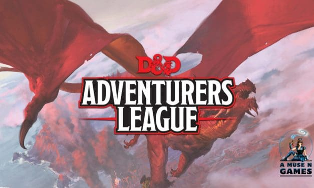 D&D Adventurer's League Season 8