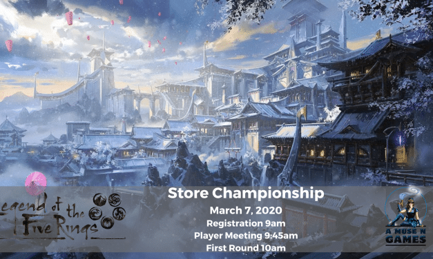 L5R Store Championship