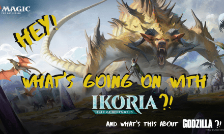 Ikoria Update