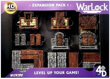 PRE-ORDER WarLock Tiles: Expansion Pack 1